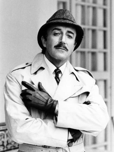 The Return of the Pink Panther, Peter Sellers, 1975 Photo