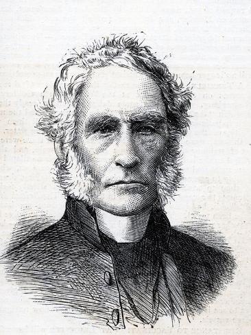 The Right Reverend Alfred Ollivant Lámina giclée
