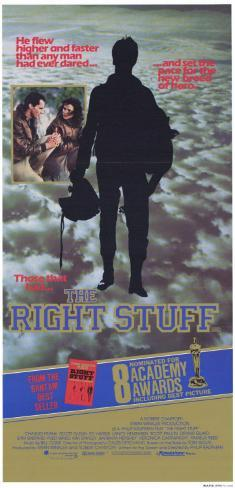 The Right Stuff Masterprint