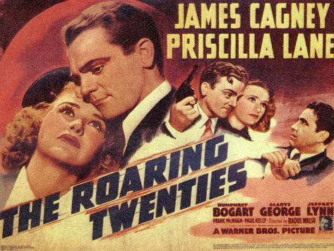The Roaring Twenties, 1939 Art Print