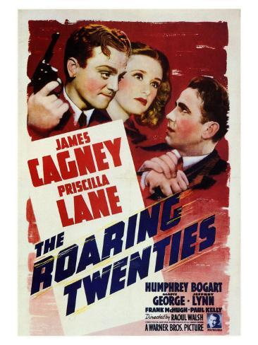 The Roaring Twenties, 1939 Lámina