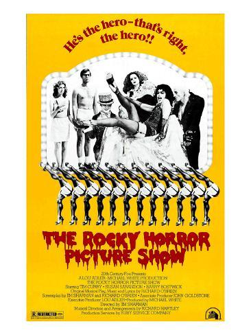 The Rocky Horror Picture Show, 1975 Fotografia