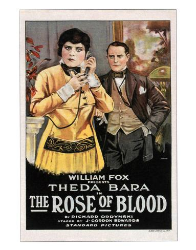 The Rose Of Blood - 1917 Giclee Print