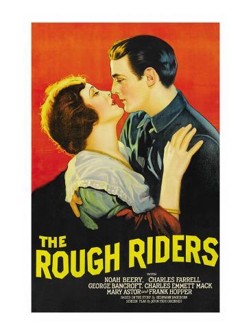 The Rough Riders Premium Giclee Print