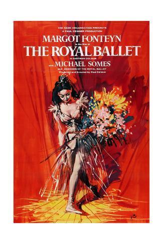 The Royal Ballet Impressão giclée