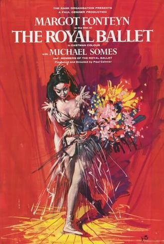 The Royal Ballet Poster