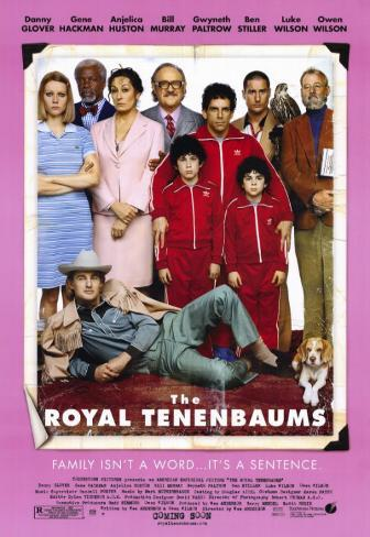 The Royal Tenenbaums Masterprint