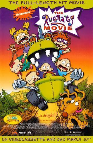 The Rugrats Movie Original Poster