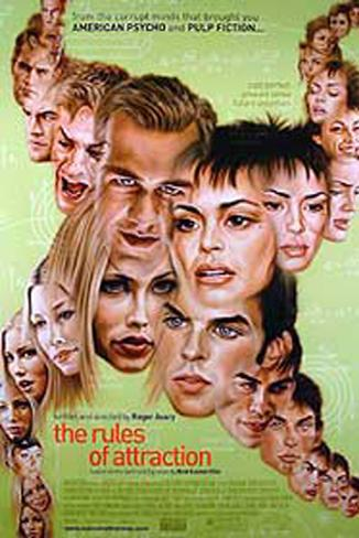 The Rules Of Attra Original Poster