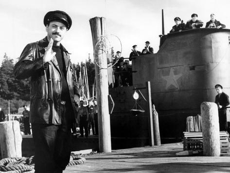 The Russians Are Coming The Russians Are Coming, Alan Arkin, 1966 Photo