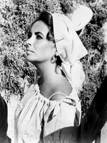 The Sandpiper, Elizabeth Taylor, 1965 Photo