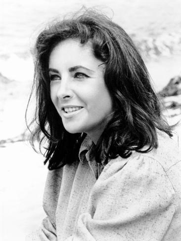 The Sandpiper, Elizabeth Taylor, 1965 Photo