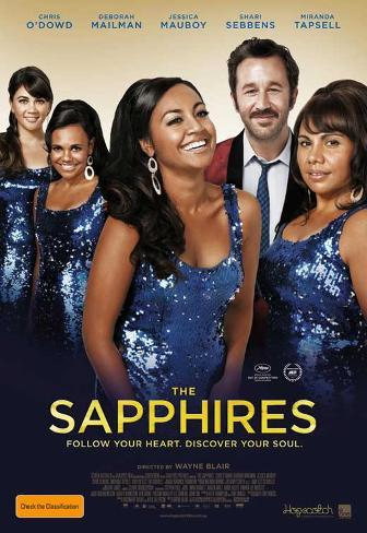 The Sapphires Movie Poster Masterprint