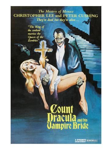 The Satanic Rites of Dracula, (aka Count Dracula And His Vampire Bride), 1973 Photo