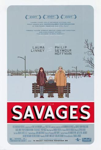 The Savages ポスター