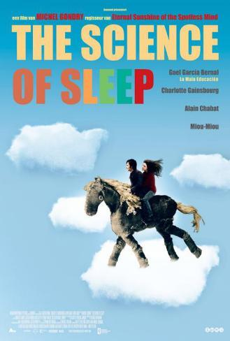 The Science of Sleep - Dutch Style Poster