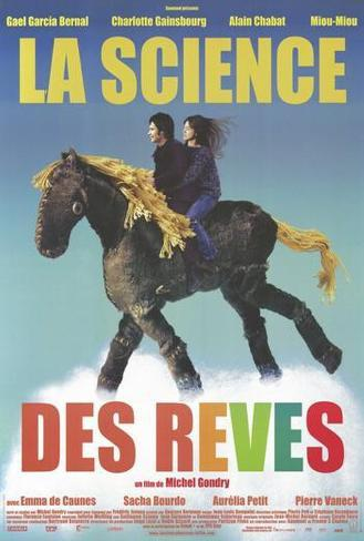 The Science of Sleep - French Style Poster