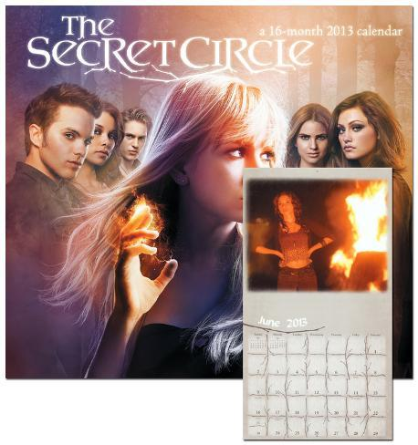 The Secret Circle - 2013 Wall Calendar Calendars