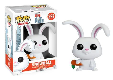 f8eb4ad308060a The Secret Life of Pets - Snowball POP Figure Speelgoed - bij ...