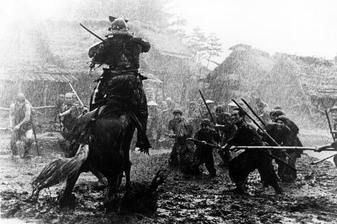 The Seven Samurai, (aka Shichinin No Samurai), 1954 Photo