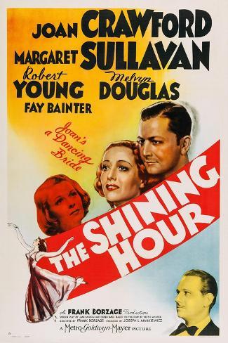 The Shining Hour Konstprint