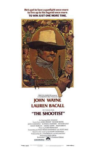 The Shootist Masterprint
