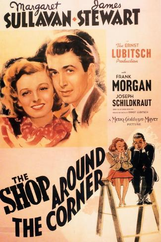 The Shop Around the Corner, Directed by Ernst Lubitsch, 1940 Giclee Print