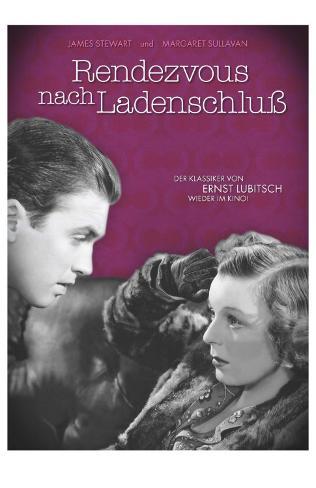 The Shop Around the Corner, German Movie Poster, 1940 Masterprint