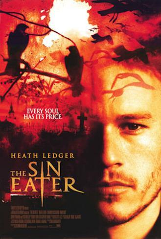 The Sin Eater Double-sided poster