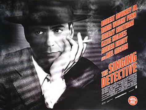 The Singing Detective Original Poster