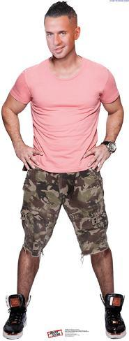 The Situation - Jersey Shore Cardboard Cutouts