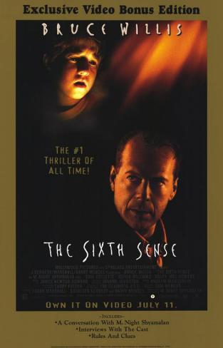 The Sixth Sense Masterprint