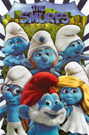 De Smurfen op Netflix - XGN.nl