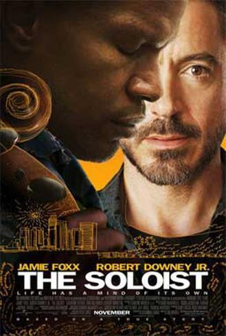 The Soloist Double-sided poster