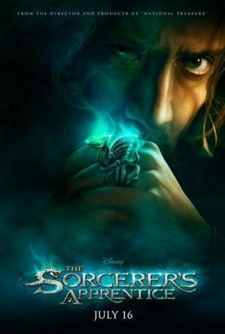 The Sorcerer's Apprentice Original Poster