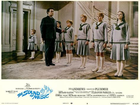 The Sound of Music, 1965 Art Print