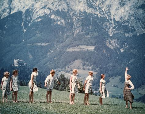 The Sound of Music 写真