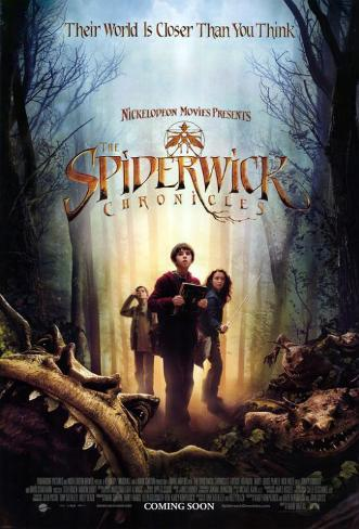 The Spiderwick Chronicles Masterprint