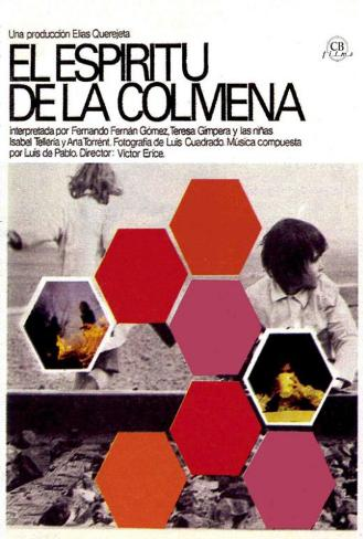 The Spirit of the Beehive - Spanish Style Poster