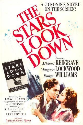 The Stars Look Down Art Print