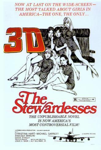 The Stewardesses Poster