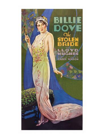 The Stolen Bride Lámina giclée prémium