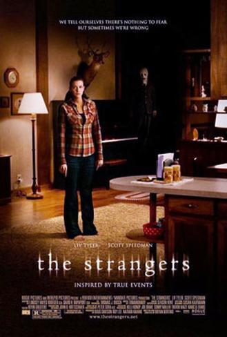 The Strangers Double-sided poster