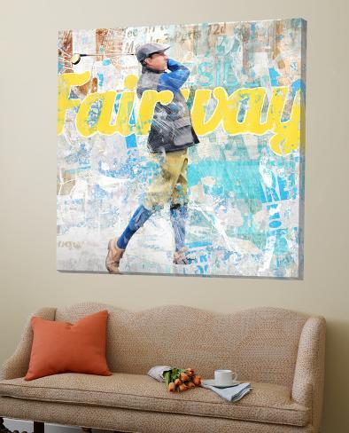 Fairway Loft Art