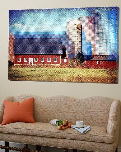 Farmland B Loft Art