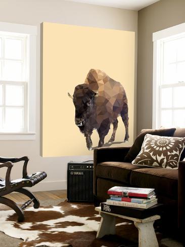 Fractal Bison Loft Art