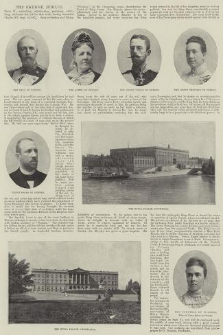 The Swedish Jubilee Giclee Print