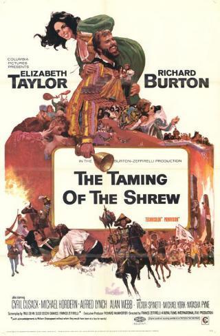 The Taming of the Shrew Impressão original