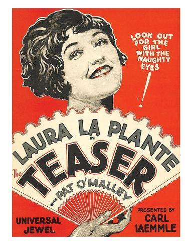 The Teaser - 1925 Giclee Print