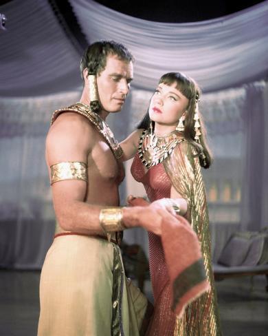 The Ten Commandments (1956) Photo